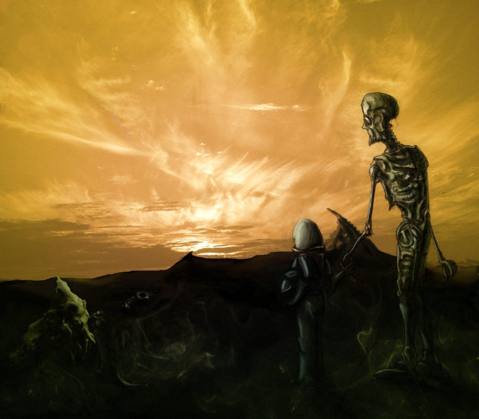 Design For Dust Gallery Alien Sky